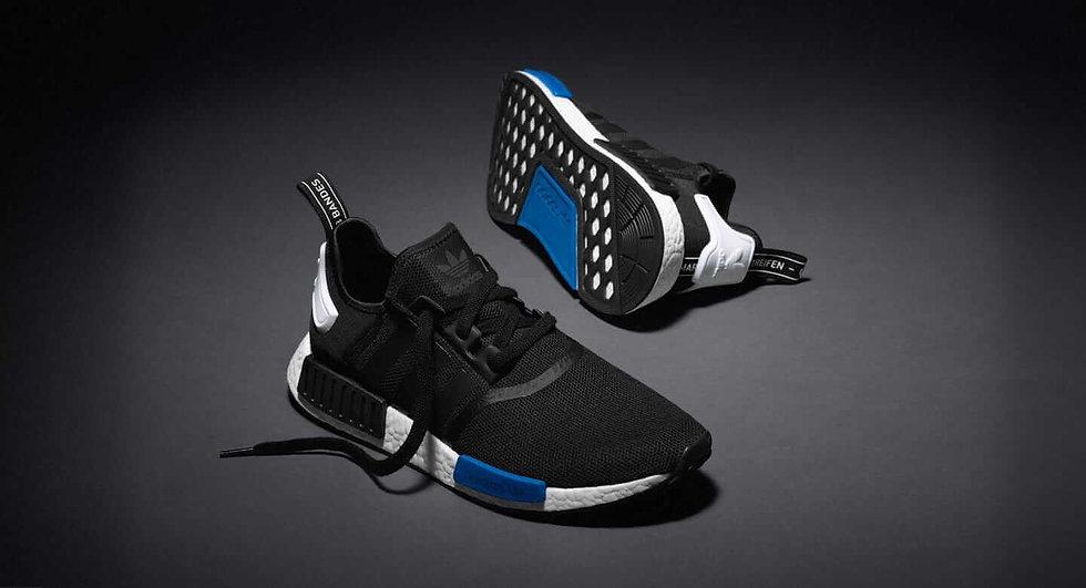 adidas NMD_R1 Core Black / FTWR White
