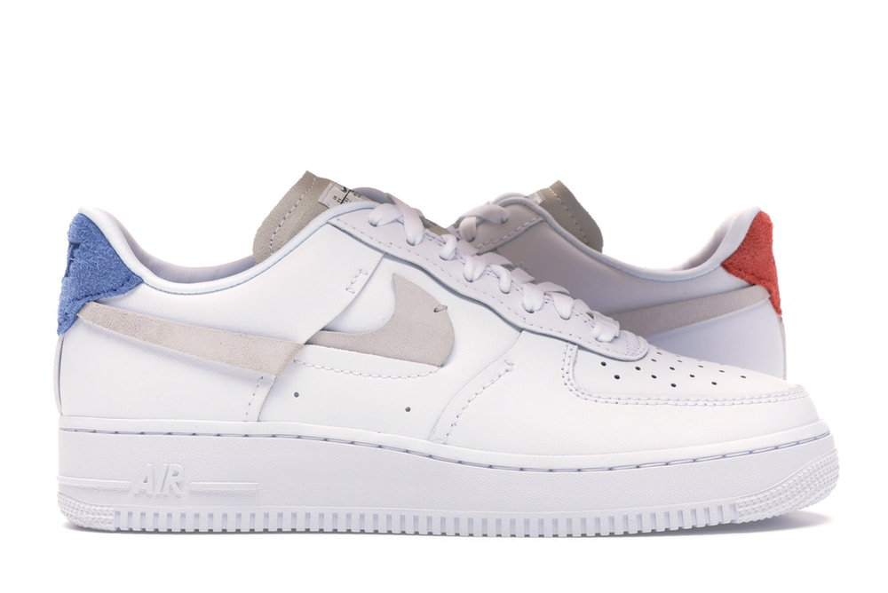 Nike Air Force 1 Inside Out 898889 103 Release Date