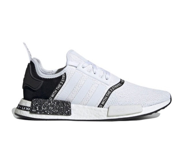 adidas NMD_R1 Speckle Pack 'White'