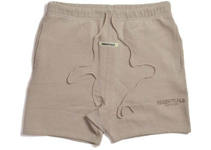 FoG Essentials Sweat Shorts Tan