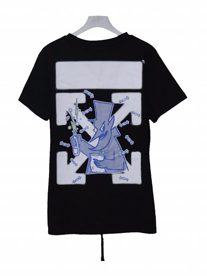 FRAGMENT x OFF-WHITE Cereal Tee