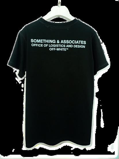 OFF-WHITE Something & Associates Tee