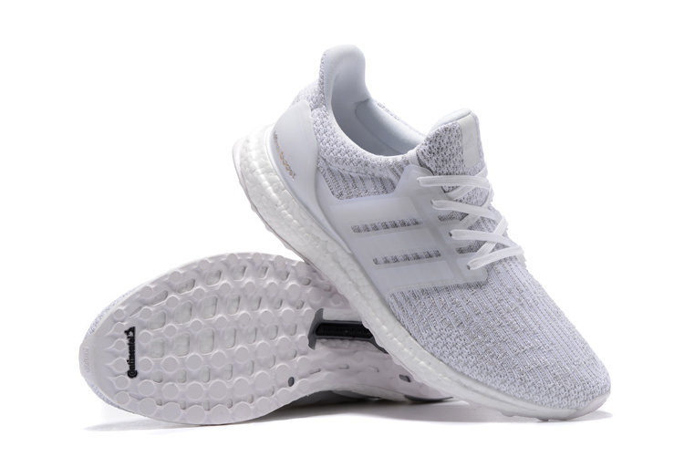adidas Ultra Boost 3.0 White / Grey