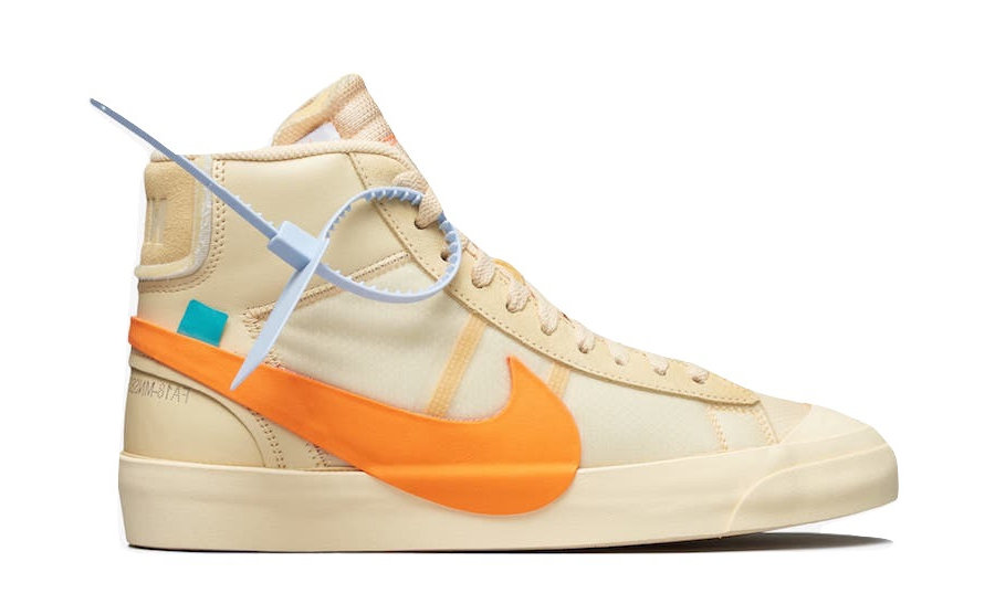 "OFF-WHITE x Nike Blazer Mid ""All Hallows Eve"""