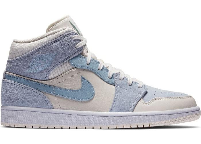 Air Jordan I Mid Celestine Blue