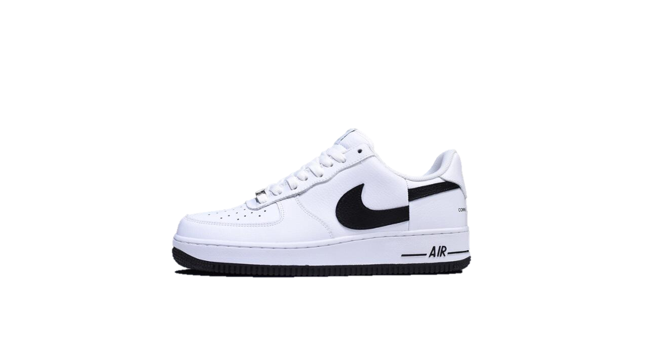 the best attitude 65653 81430 Supreme x COMME des GARÇONS x Nike Air Force 1 Low WHITE