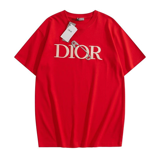 DIOR and Judy Blame Tee Red