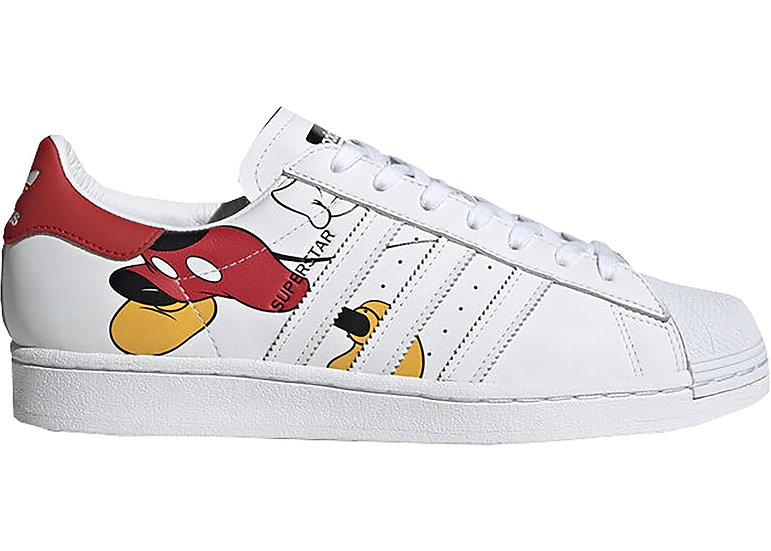 adidas Superstar Mickey Mouse