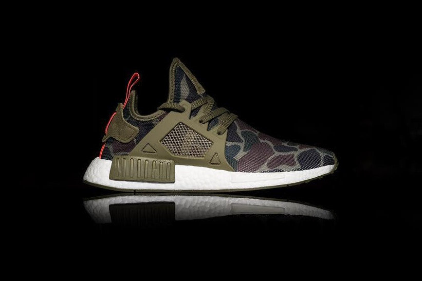 adidas NMD_XR1 Duck Camo Olive