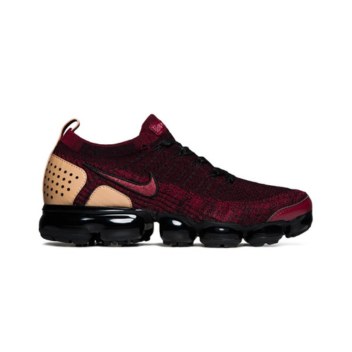 167bfc6433a9 ... the iconic Nike Air VaporMax draws inspiration from traditional leather  biker jackets. The Air VaporMax Flyknit 2 NRG  Jacket Pack  features a Team  Red ...