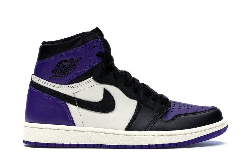 Air Jordan I Retro High Court Purple