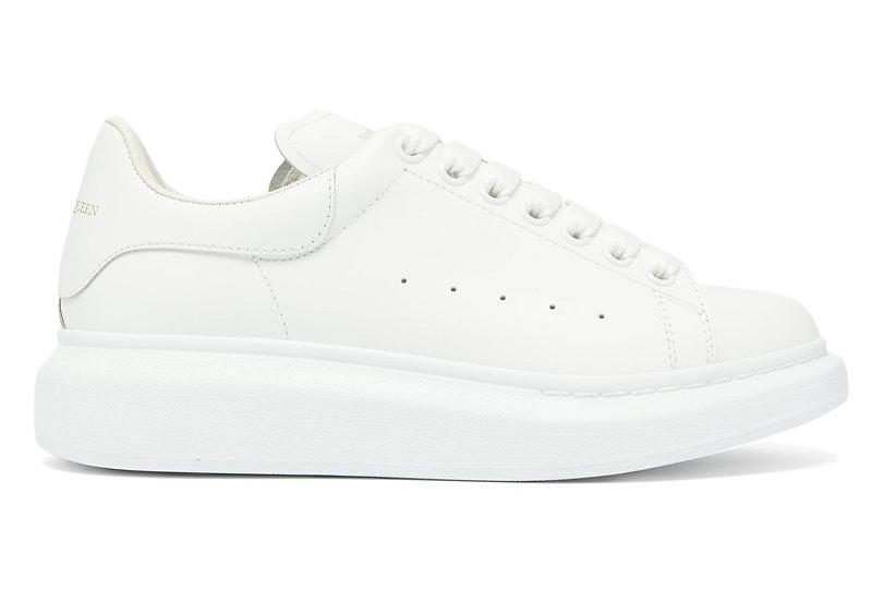 Alexander McQueen Oversized White