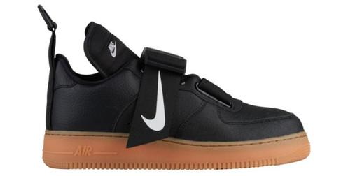 65eb8e074c Nike Air Force 1 Utility QS Black Gum