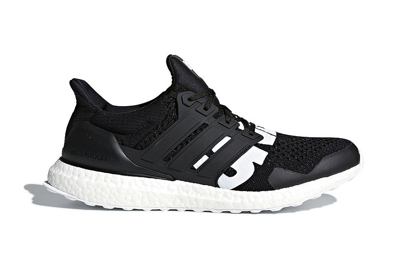 UNDEFEATED x adidas Ultra Boost Black