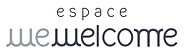 Espace we welcome