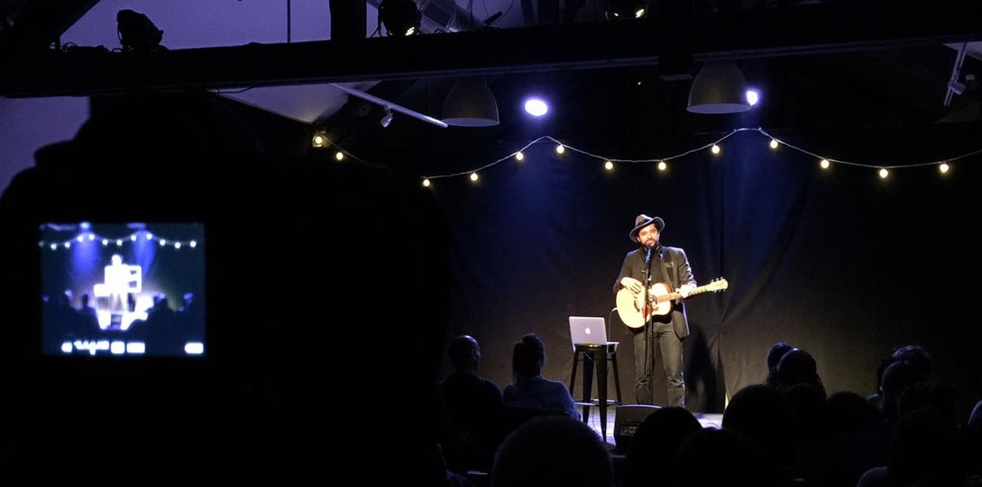 Theatre - one man show