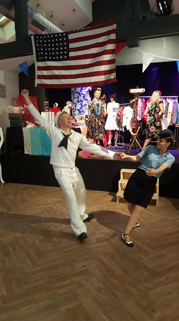 Danse swing