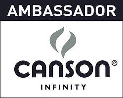 LOGO Canson Infinity ambassador final.jp