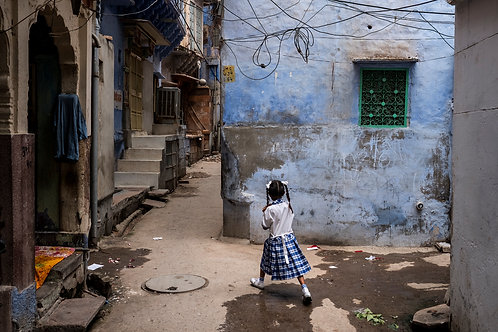 Jodhpur Girl