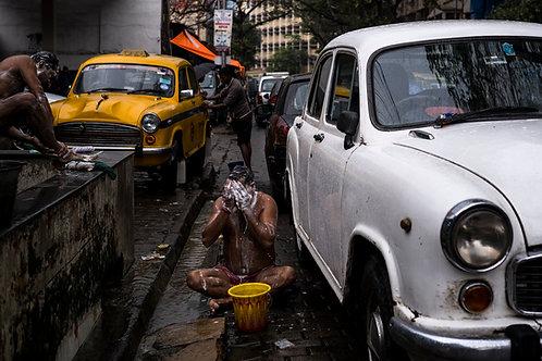 Kolkata shower