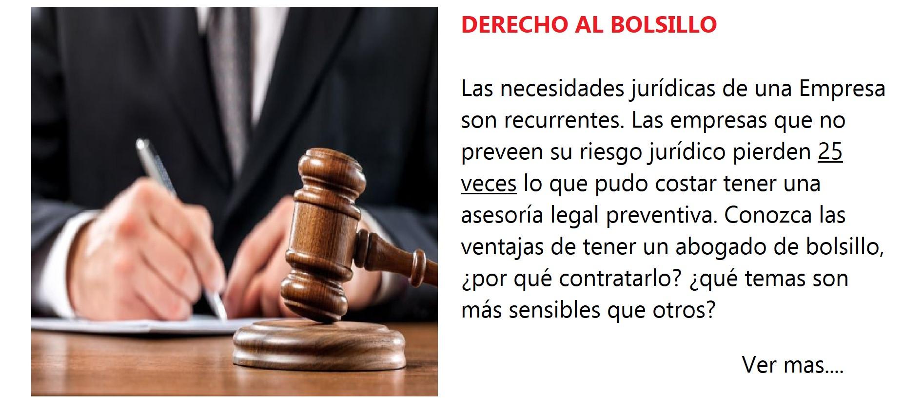 Consultoría jurídica permanente