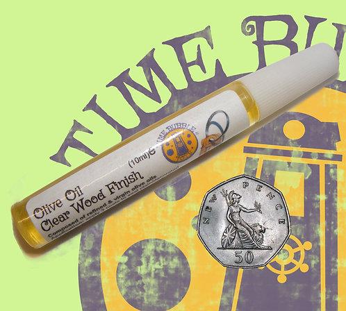 Olive Oil Wood Finish Dispenser Pen