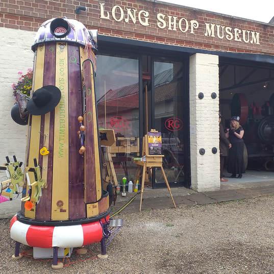 Long Shop Museum & Timebubble Toys