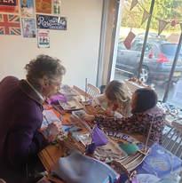 Poppies & Daises Tearoom Workshop
