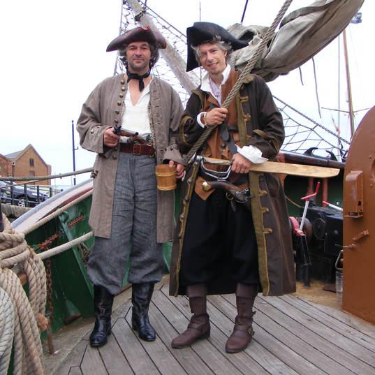 Wells next the Sea Pirate Festival