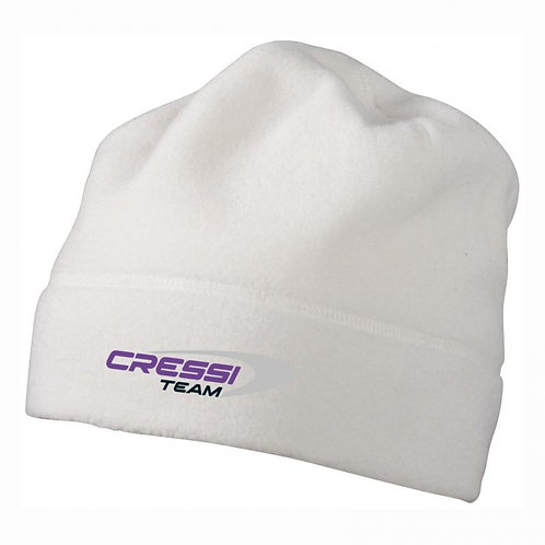 GORRO CRESSI TEAM BLANCO
