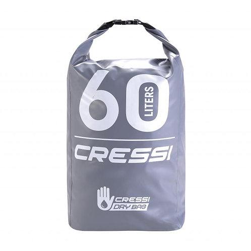 CRESSI MOCHILA DRY PVC 60L