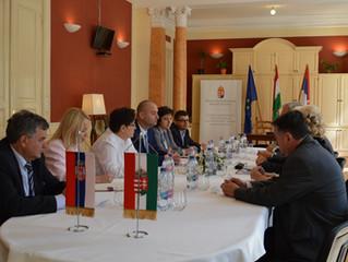 Потписан споразум о подршци и финансирању проширења српског забавишта и школе у Будимпешти