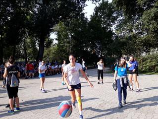 Спортски дан у Српској школи на Тргу ружа