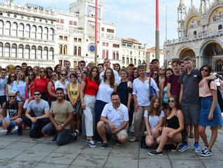 Матурска екскурзија у Италију