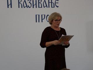 Завршено такмичење у рецитовању поезије и казивању прозе