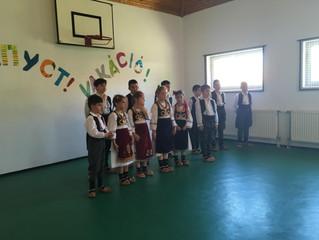 Завршна екскурзија и приредба у Основној школи у Ловри