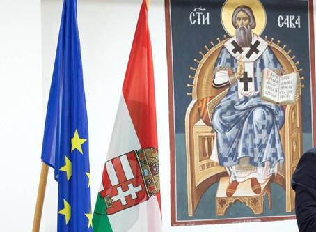 Миклош Шолтес, државни секретар, посетио Српску школу у Будимпешти