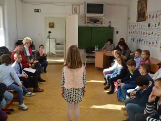 Одржано такмичење ученика у рецитовању и казивању прозе
