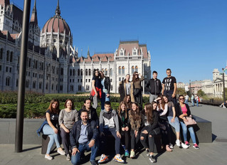 Међународна ликовна колонија у Будимпешти 2019. године