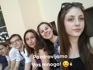 """Ана Добрић: """"Сваки сликар наслика делић себе"""""""