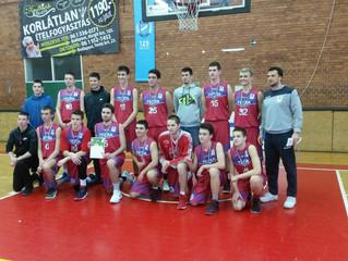 Наши кошаркаши се квалификовали за Државно првенство Мађарске