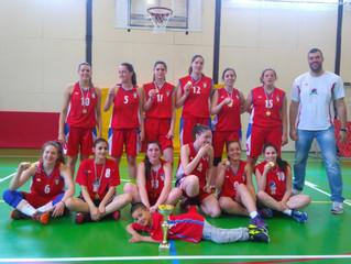 Извештај са Првенства Будимпеште у кошарци за девојке