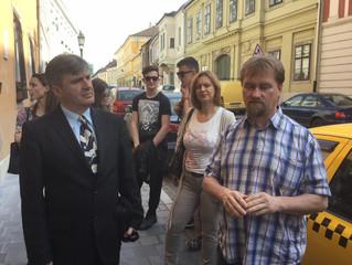 Сарадња гимназије Никола Тесла у Будимпешти са VI београдском гимназијом