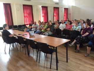 Посета гимназије из Шкофја Локе