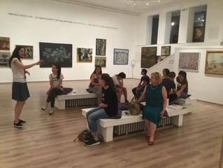 Eкскурзија ученика осмог разреда из Будимпеште