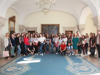 Гостовање наших ђака у Шестој београдској гимназији