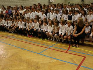 Отварање школске године у Будимпешти