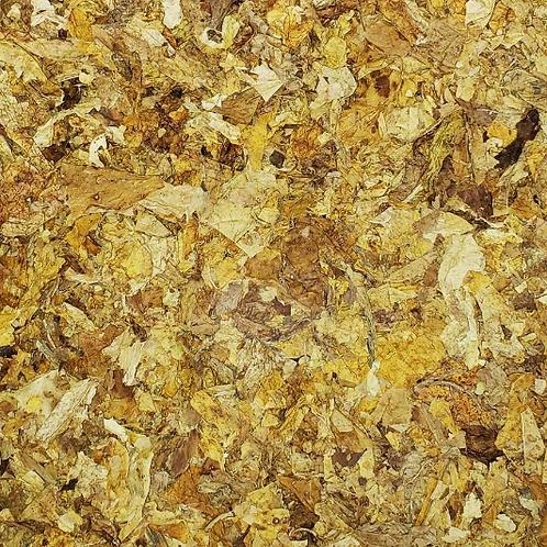 10lb's of Quality De-stemmed Virginia Gold Tobacco Leaf