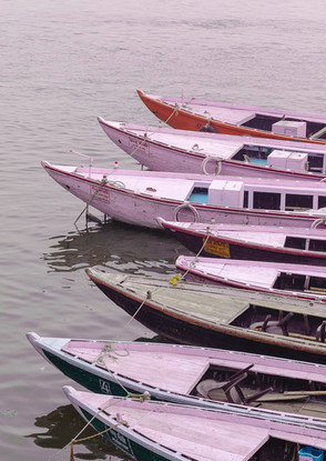 Taps Media Travel Photography in Varanassi, India