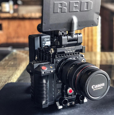 Taps Media Red Epic Dragon